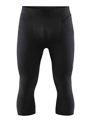 Craft Warm Comfort Knicker M Couche de Base Homme, Noir, XL