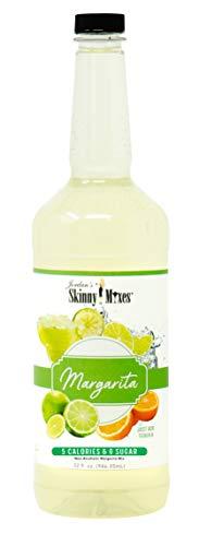 Skinny Mixes Cocktail Mix - Margarita | Healthy Flavors with 0 Sugar | Gluten Free & Kosher | Keto Friendly & GMO Free | 32 fl oz