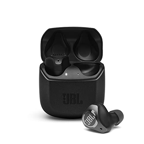 JBL Club Pro Plus - High-Performance, True Wireless Headphones with Active Noise Cancellation - Black
