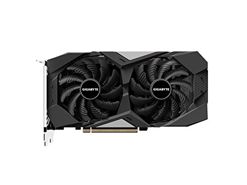Gigabyte GeForce GTX 1650 SUPER 4 GB WINDFORCE OC Video Card