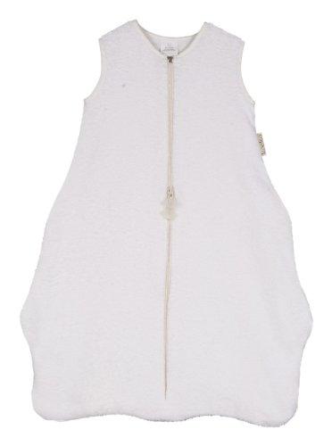 Koeka Turbulette sans Manches - Rome - Blanc - 65 cm, Taille S