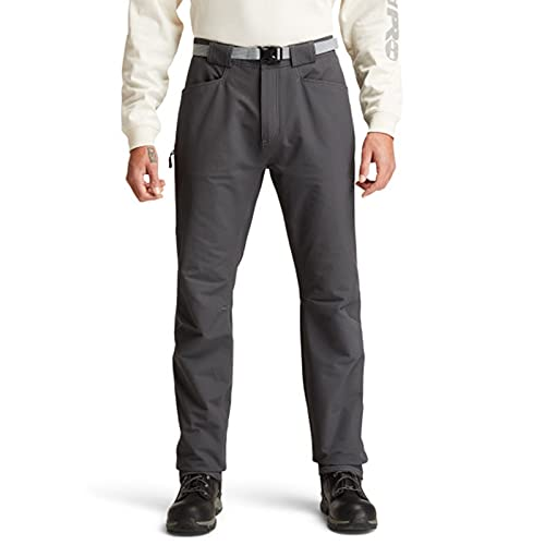 Timberland PRO Men's Ironstone Pants, Asphalt, 40/32