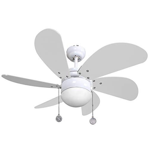 Ventilador de techo modelo Delfin