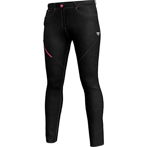 DYNAFIT W Transalper Dynastretch Jeans Schwarz, Damen Hose, Größe S - Farbe Black Out