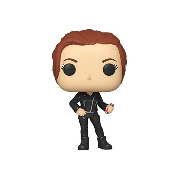 Funko Pop Natasha Romanoff (Black Widow 603) Funko Pop Black Widow