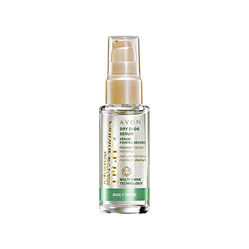 Avon - Advance techniques, daily shine serum para puntas secas, 30ml