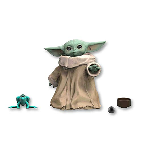 Star Wars The Black Series The Child Toy 1.1-Inch The Mandalorian Collectible Action Figure, Toys for Kids Ages 4 and Up