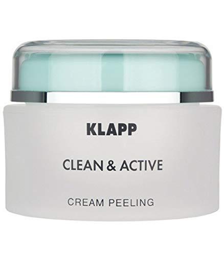 Klapp Clean Active Cream Peeling, 50 ml