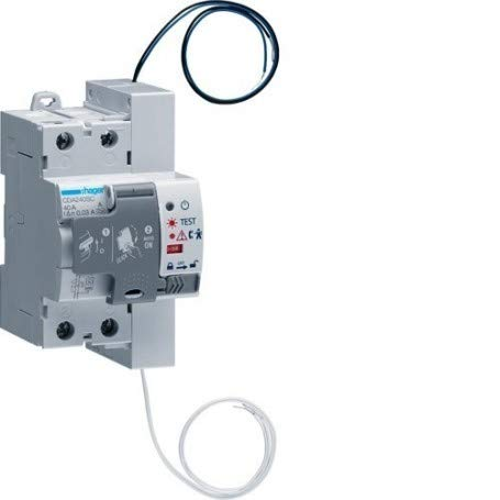 Interruptor Diferencial rearmable CDA240SC HAGER 2X40A 30mA