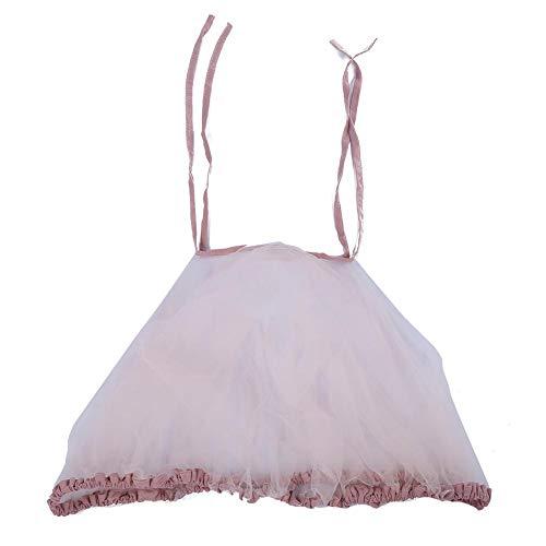 Mosquitera antimosquitos, antimosquitos 3 colores opcional Mosquitera para silla de paseo, algodón puro transpirable para cama de bebé Cochecito de bebé(Pink)