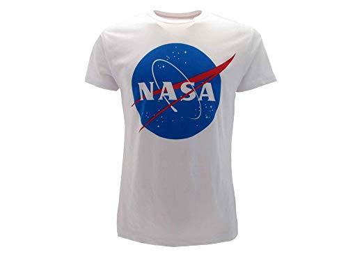 Nasa T-Shirt Originale National Aeronautics And Space Administration (XS)