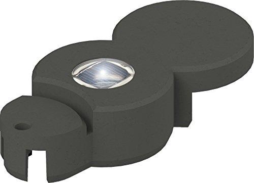Bio-Rasenkante RKS-LED Rasenkanten, LED-Modul, anthrazitgrau