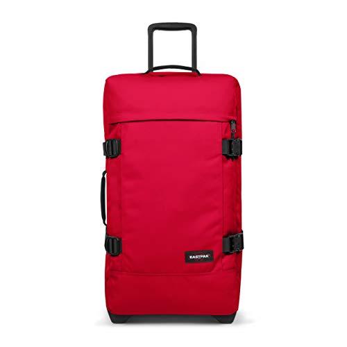 Eastpak Tranverz M Maleta, 67 cm, 78 L, Rojo (Sailor Red)