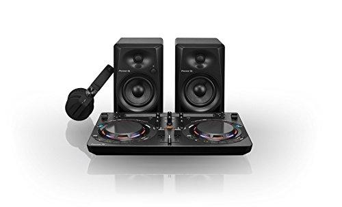 DJ Starter Pack Pioneer DDJWEGO4 + DM40 + HDJ700