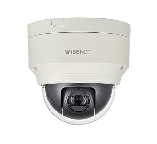 Cámara de vigilancia al Aire Libre del CCTV de la bóveda de PTZ de Samsung Wisenet XNP-6120H 2MP HD 1080p
