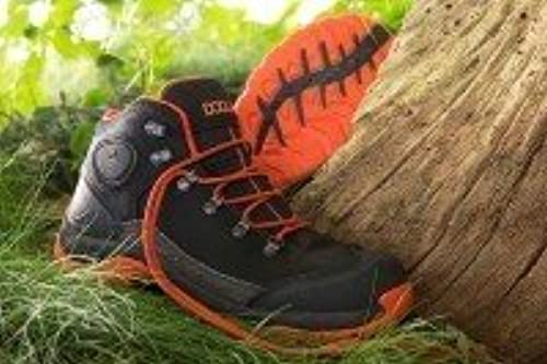 Doggo Outdoor Chaussures de Bruno Orange Noir