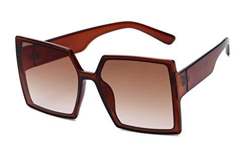 Gafas de sol de mujer Retro Box Gafas de sol de moda para hombres y mujeres