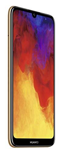 HUAWEI Y6 2019 Dual SIM Smartphone 1546 cm 609 Zoll 3020mAh Akku 32 GB interner Speicher 2GB RAM Android 90 amber brown