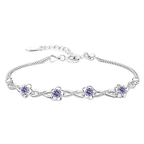 Cadeaux d'anniversaire beau bracelet réglable de mode #11