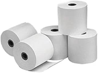 Thermal Cash Register Rolls - 2-1/4 inches x 85 feet - Receipt POS Paper - Pack of 10 by AmexDrug