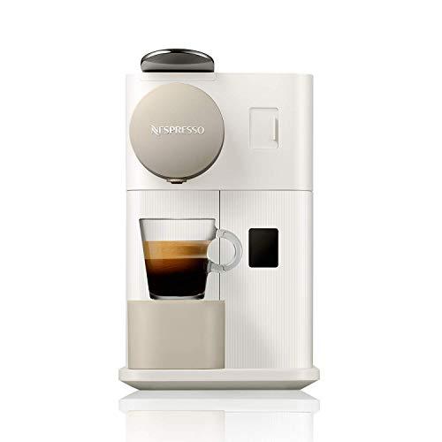 Nespresso Cafetera Lattissima One Color Blanca (Incluye obsequio de 14 cápsulas de café), Blanco