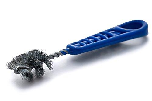 Cepillo limpiador de tuberías de cobre de 22 mm
