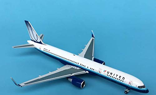 NG Model United Airlines for Boeing 757-200 N532UA 1/400 diecast Plane Model Aircraft