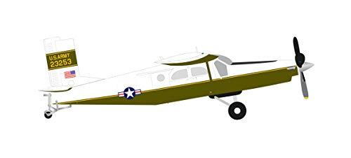Pilatus UV-20A (PC-6)'Chiricahua' dell'Esercito degli Stati Uniti - Distaccamento Aeronautico, Brigata di Berlino, Aeromobili Tempelhof/Ali in miniatura per la raccolta di imbarcazioni