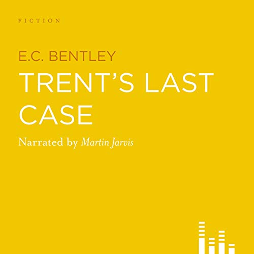 Trent's Last Case Titelbild