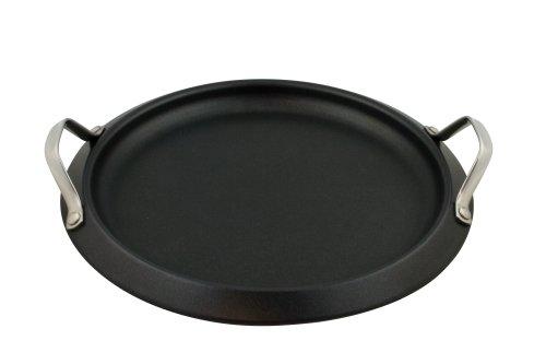 Dexam Supreme, Piastra antiaderente per pizza o frittella, 34 cm