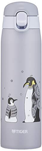 タイガー 水筒 500ml かめいち堂 マグ ステンレスボトル ワンタッチ 軽量 ペンギン MCT-A050H