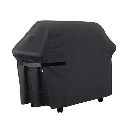 Fangfeen BBQ Grill-Abdeckung Ox Cloth Barbecue Cover Outdoor-Abdeckung Ox Gartenmöbel Staubschutz Witterungsbeständig