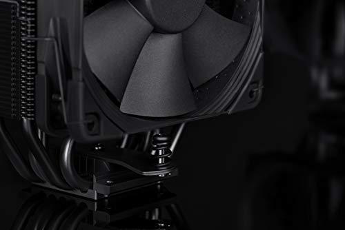 Noctua NH-U12S chromax.Black, Disipador de CPU de 120 mm y una Sola Torre (Negro) 7