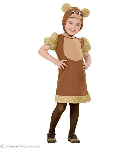 Widmann-WDM2014A badpak voor kinderen, unisex, bruin, WDM2014A