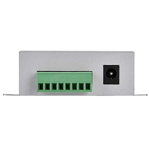 Yctze RTU5015 gsm Operador de abridor de Puerta Compatible con 110-240V gsm Control Remoto Alarma gsm(American Standard (110-240V))