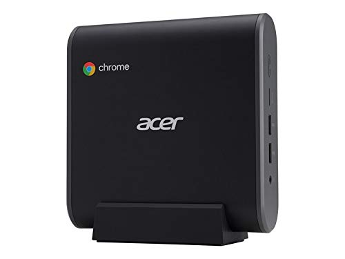 Acer Chromebox CXI3 Intel Celeron 3867U 1.80GHz 4GB Ram 32GB SSD Chrome OS (Renewed)