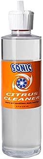 SONIC Citrus Cleaner