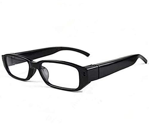FiveSky 720P Microcamere Spia Video Occhiali Eyewear Mini DV Videocamere con Audio Funzione