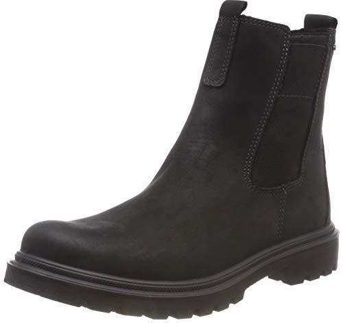 Legero Damen Monta Chelsea Boots, Schwarz (Schwarz 00), 40 EU