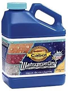 Cabot Clear Waterproofing