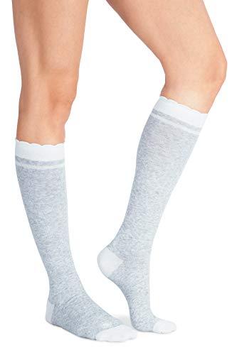 Belly Bandit - Compression Socks During & After Pregnancy - Size 2, Heather Grey