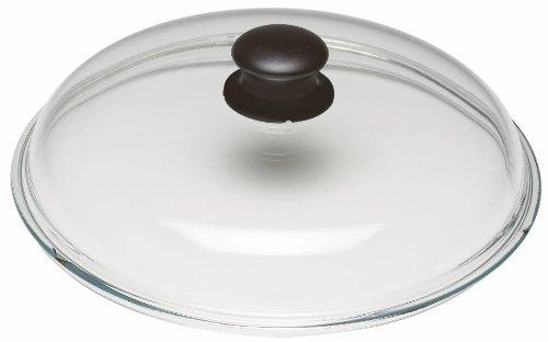 Kitchen Craft 1001248 Ballarini Couvercle Bombé, 24 cm, Verre, Transparent