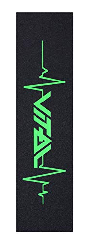 VITAL Scooter Griptape - Heartbeat Green