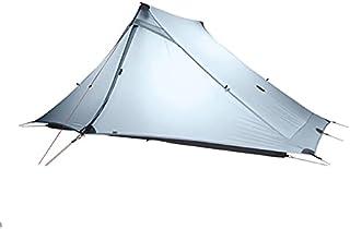 3F UL GEAR 2 Pro 2 personer 3-4 säsong utomhus ultralätt campingtält professionellt 20D nylon båda sidorna silikontält