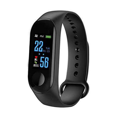 Twnhmj Smart horloge Activiteit Tracker Hartslagmeter IP67 Waterdichte Fitness polsband Smart Band met Stap Calorie Counter Stappenteller Horloge voor Kinderen Vrouwen en Mannen