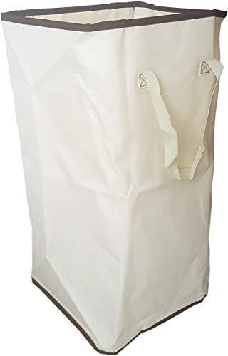 Neusu Wäschekorb, Polyester, beige, Einheitsgröße