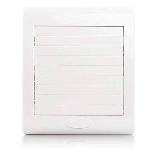 """Extractor De Aire, Extractor Cocina Ventilador de escape del baño, ventilador de ventanas Ventilador de escape ventilador de ventilación 4 """", tipo de ventana Baño automático / de cocina silencioso baj"""