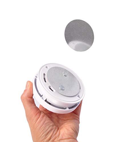 3M Universal Magnethalterung Rauchmelder Magnetbefestigung Magnet Halterung