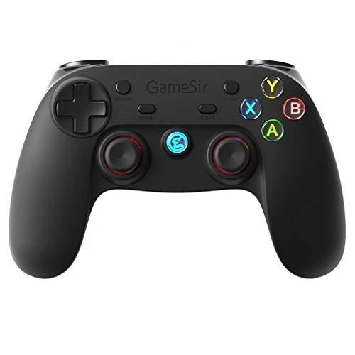GameSir G3s Gamepad Bluetooth Wireless Controller per Android Smartphone e Tablet e TV Box/Windows PC / PS3 (Non Include Supporto telefonico) - Nuova Versione