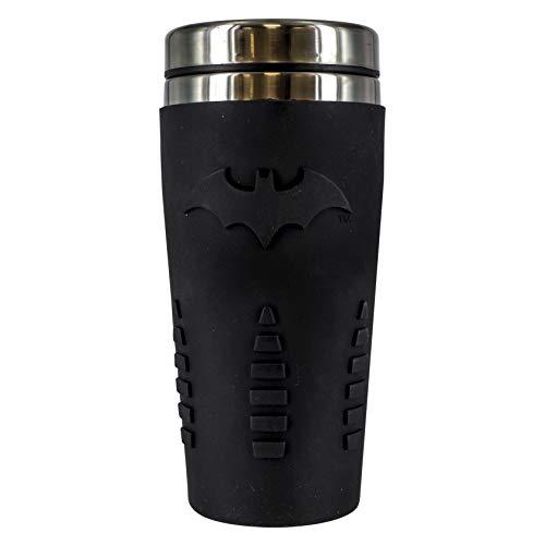 Batman Z874715 thermobeker, roestvrij staal, meerkleurig, 9 x 9 x 18 cm